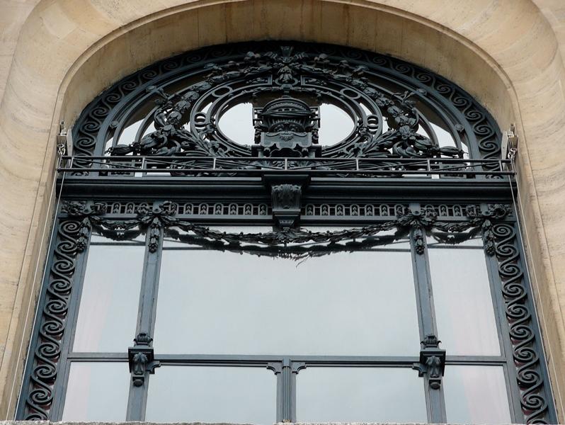 ferforje bina kapısı